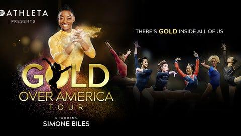 Gold Over America