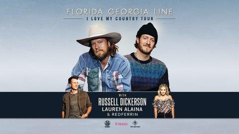 Florida Georgia Line: I Love My Country Tour