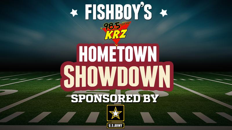Hometown Showdown with Fishboy