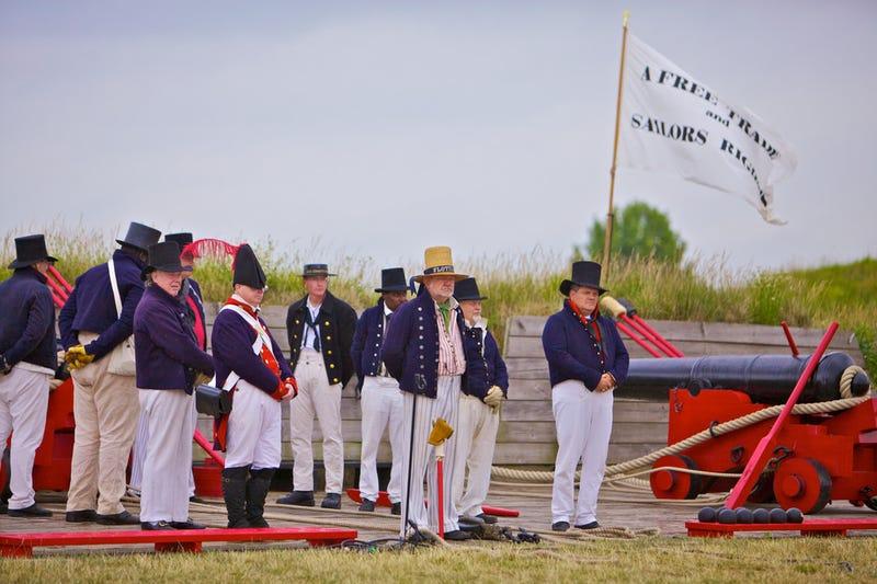 Volunteer Guards Defend The Fort