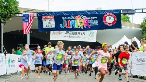 Dollar Bank Junior Great Race