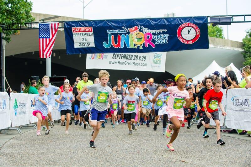 Junior Great Race