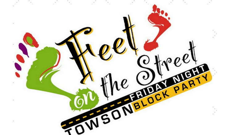 Feet on the Street - June 25