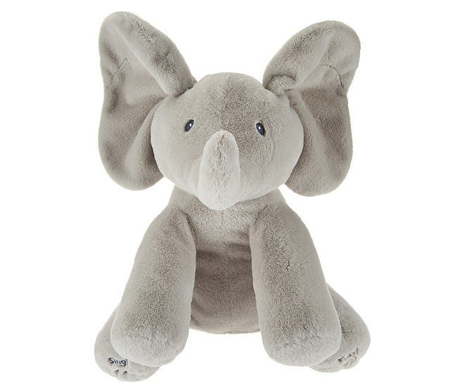 Flappy Animated Plush Elephant