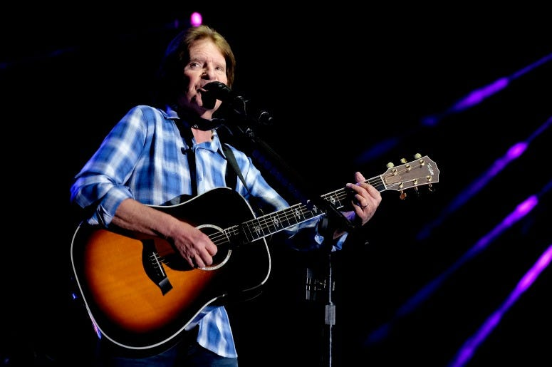 John Fogerty performs during 2016 Stagecoach California's Country Music Festival