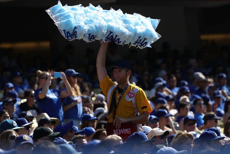 Dodger Stadium Concessions