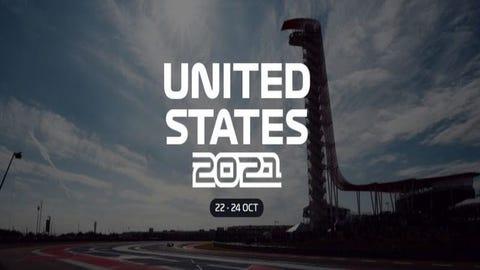 Formula 1 Aramco United States Grand Prix