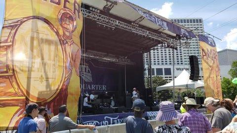 French Quarter Fest: 9/30-10/2