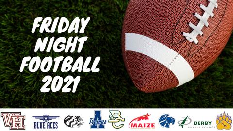 2021 Friday Night High School Football Schedule