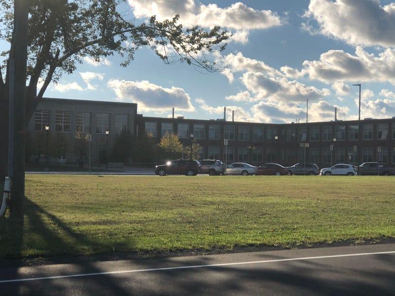 Frontier High School. October 5, 2020