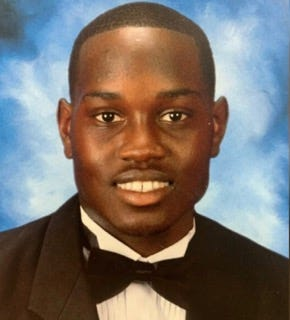 Ahmaud Arbery was 25 years old when he was chased and gunned down near Brunswick, GA on February 23, 2020.