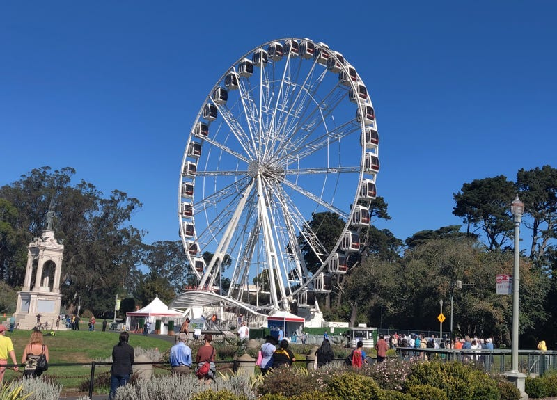 SF Supervisors now call for investigation into GGP Ferris Wheel contract