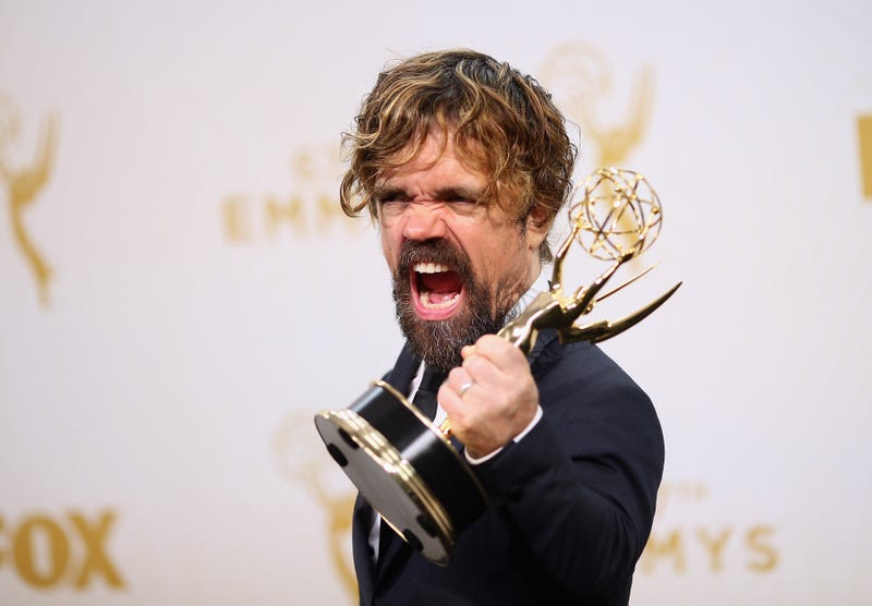 Peter Dinklage at the Emmy Awards