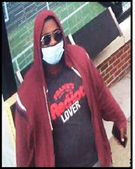 Richmond Police Looking for Suspect Who Damaged GRTC Property