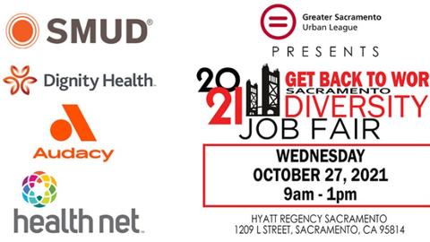 2021 GSUL Diversity Job Fair - Hyatt Regency Sacramento