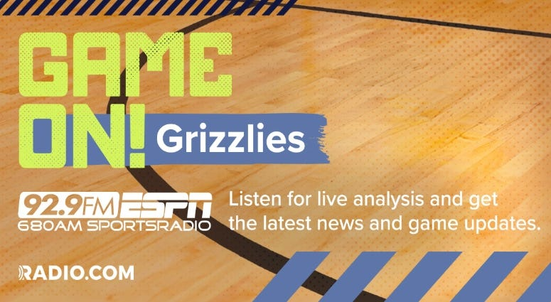 Game On Grizzlies