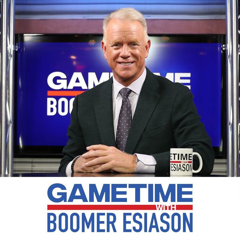 Gametime with Boomer Esiason