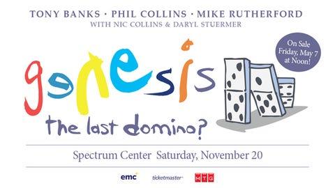 Genesis: The Last Domino Tour