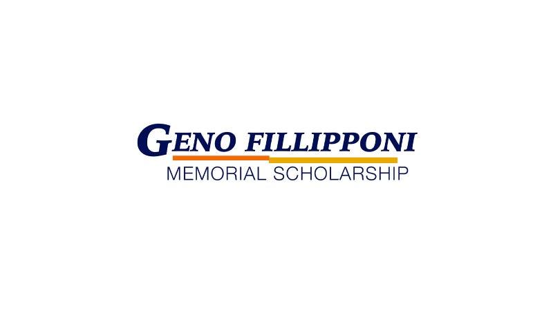 Geno Fillipponi Scholarship