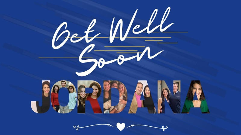 Get Well Soon Jordana