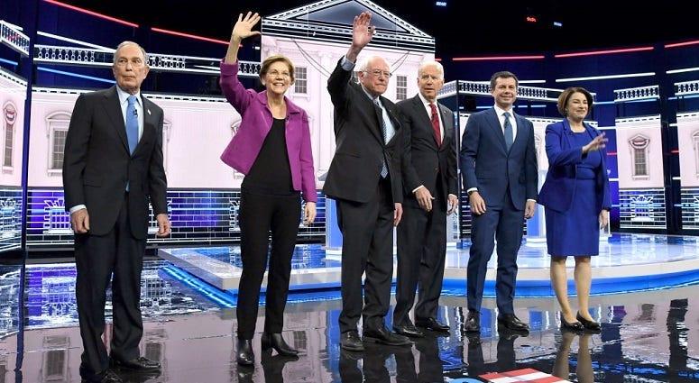Nevada Debate