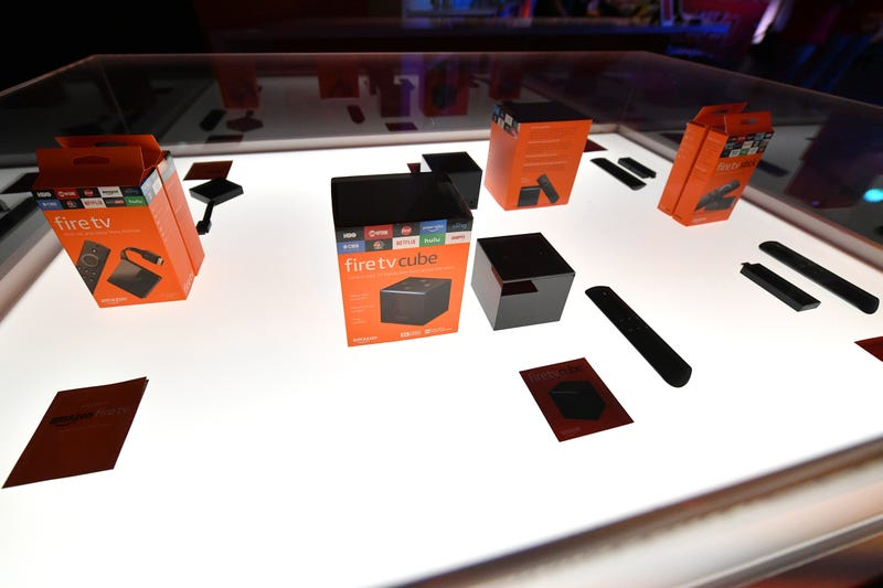 amazon fire tv products