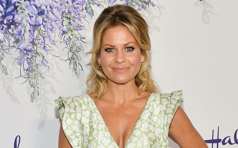Candace Cameron-Bure attends the 2018 Hallmark Channel Summer TCA at Private Residence
