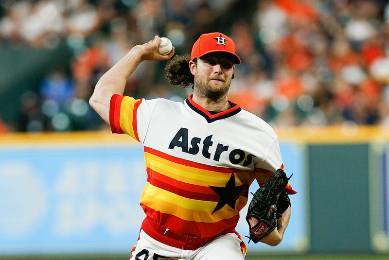 Gerrit Cole signed a lucrative deal with the Yankees.