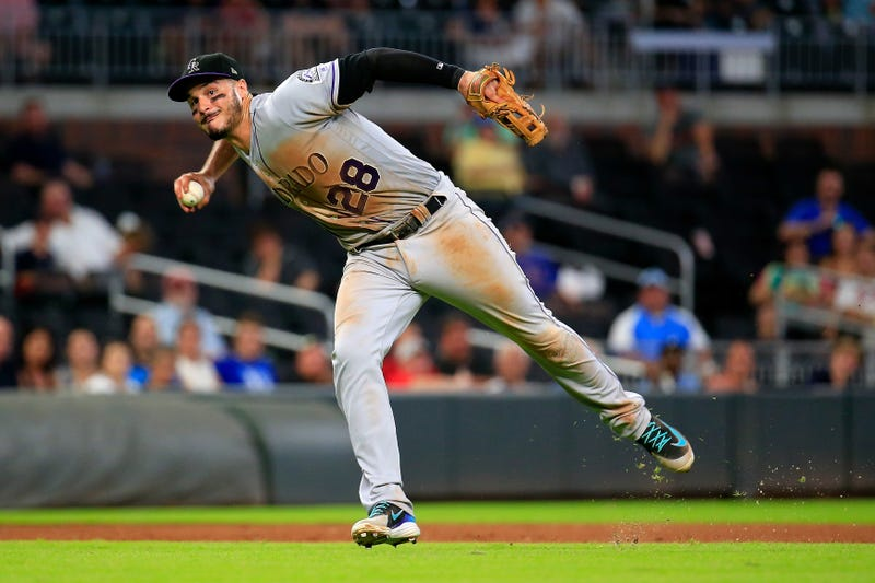 Nolan Arenado is a multiple-time Platinum Glove winner.