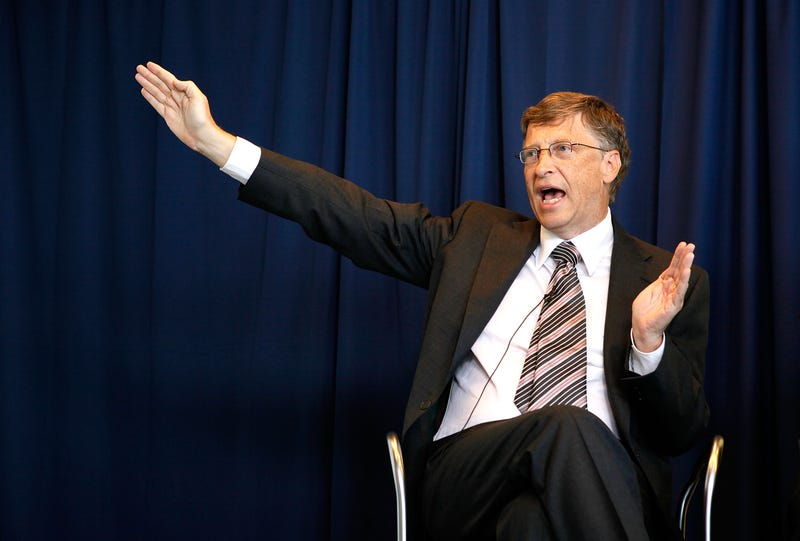 bill gates makes a huge point
