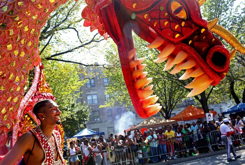 West Indian Day Parade in Brooklyn