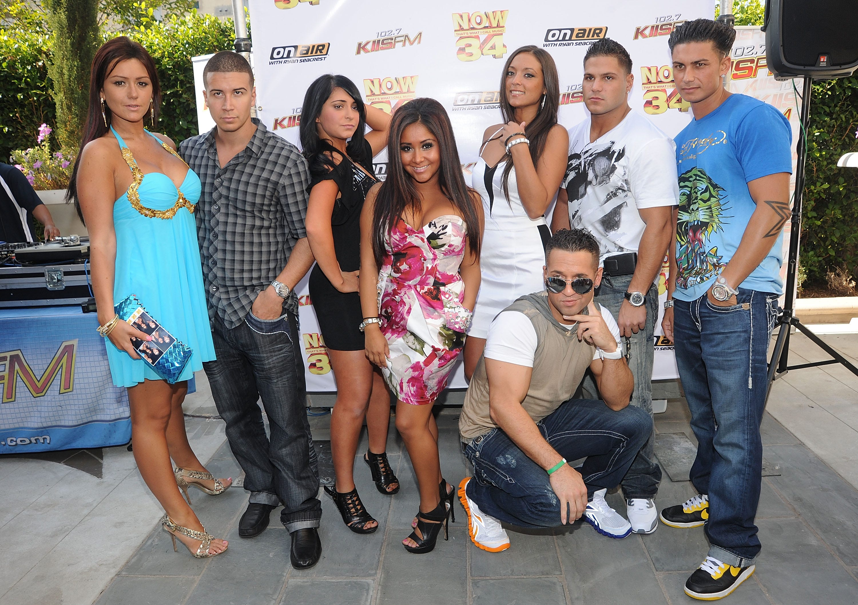 sam from jersey shore now