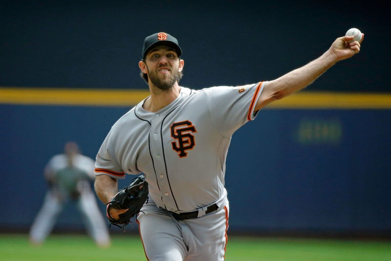 Madison Bumgarner is a four-time All-Star.
