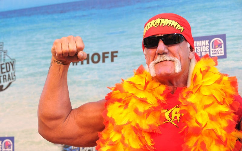 hulk hogan at the david hasselhoff comedy central roast