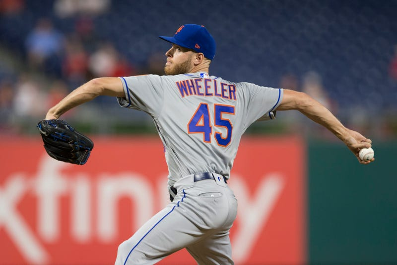 Could Zack Wheeler join the division-rival Phillies this offseason?
