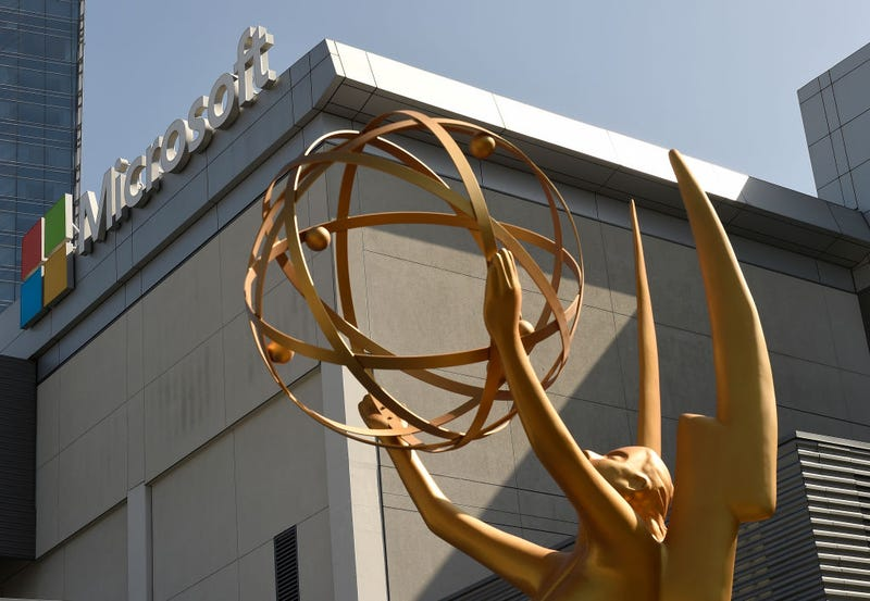 emmy awards microsoft theater in los angeles
