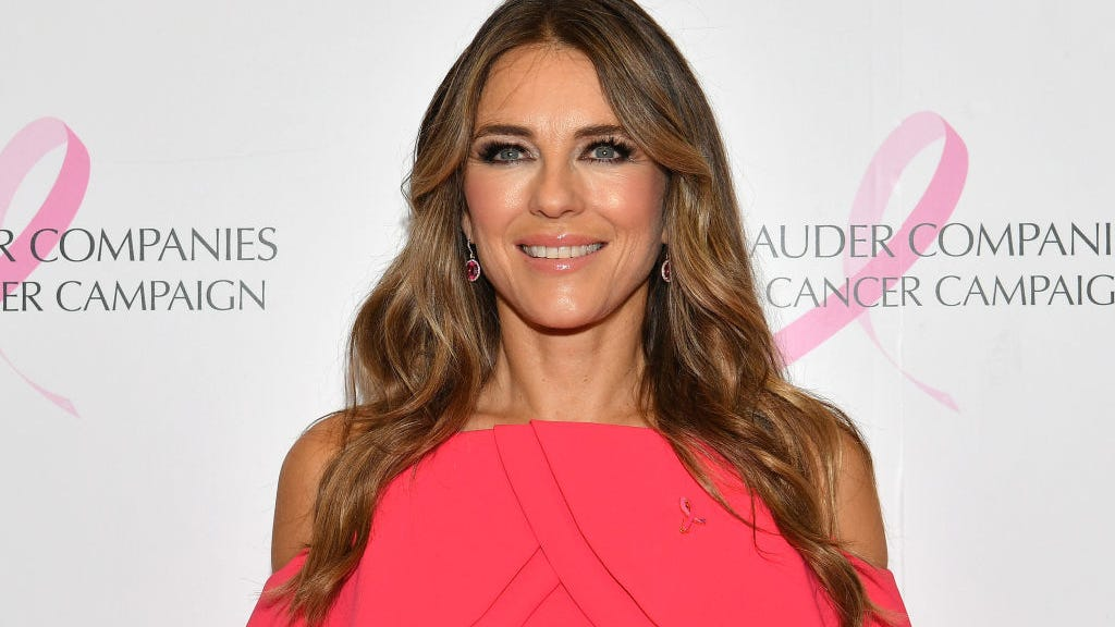 Elizabeth Hurley's 11 most gorgeous swimsuit moments