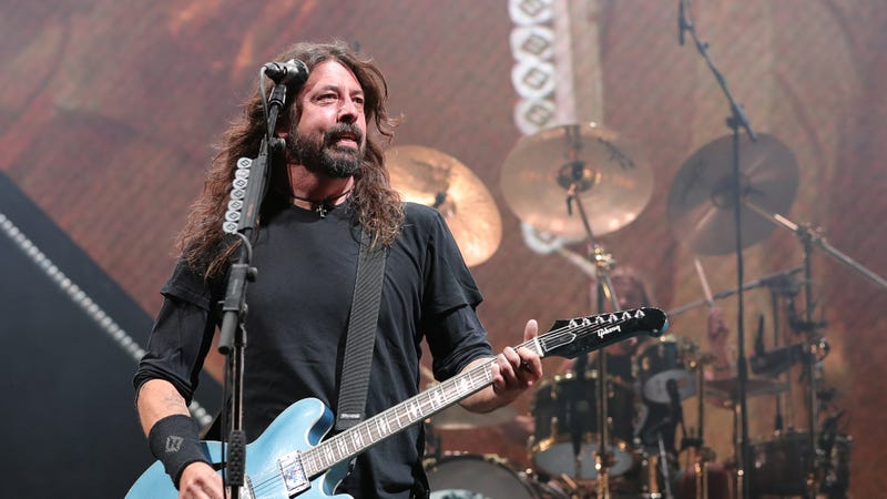 Dave Grohl of 'Foo Fighters