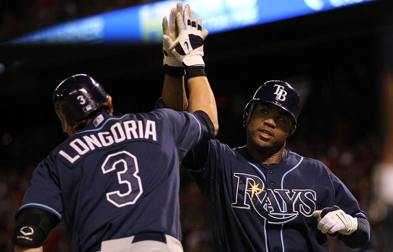 Evan Longoria and Carl Crawford