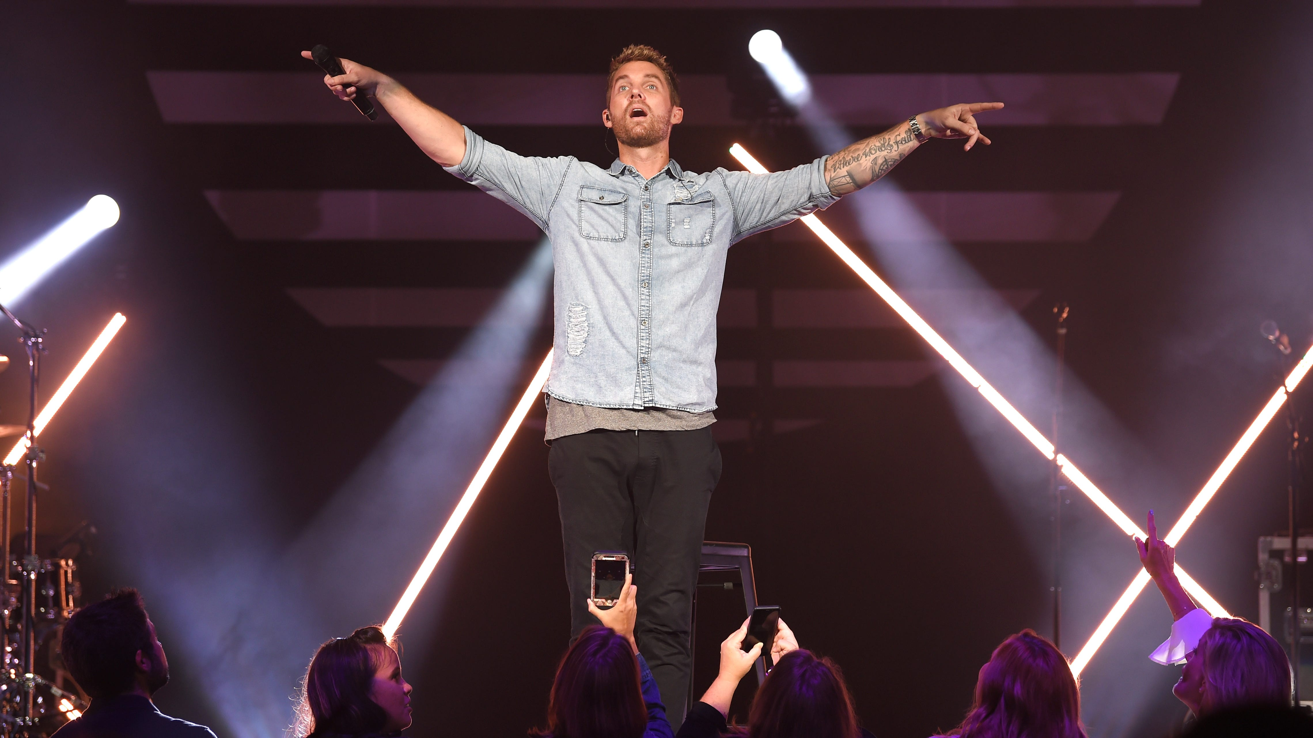 Brett Young is ready to visit his favorite cities on tour again