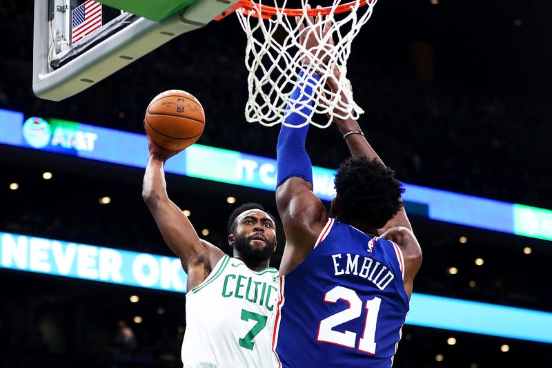 Celtics vs. Sixers has become one of the NBA's best rivalries again.