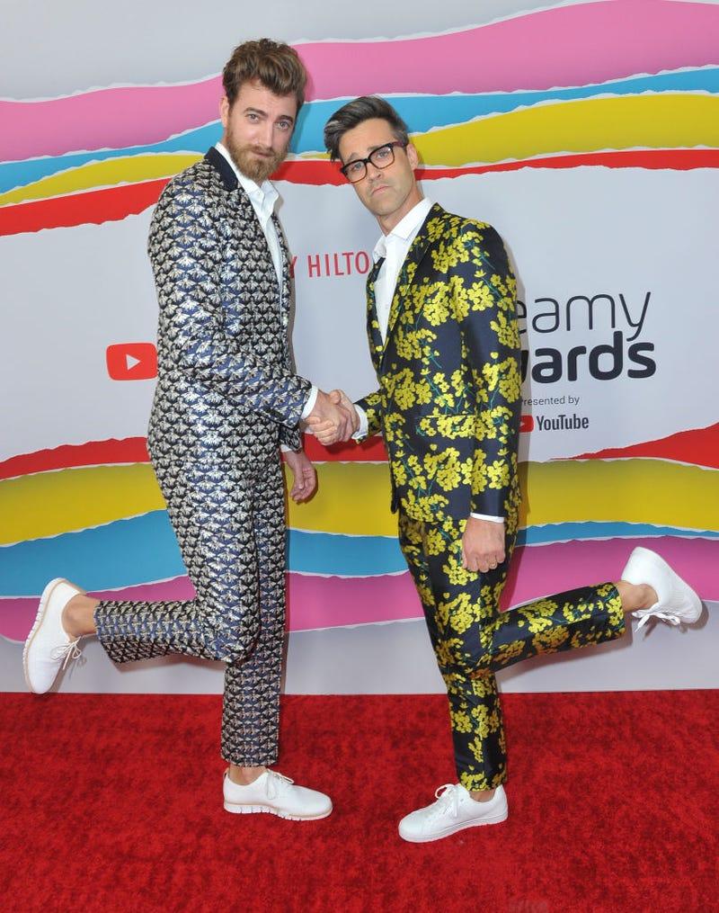 Rhett and Link (Rhett McLaughlin and Link Neal)
