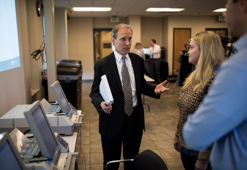 MN Secretary of State Steve Simon says election doubts are becoming dangerous.