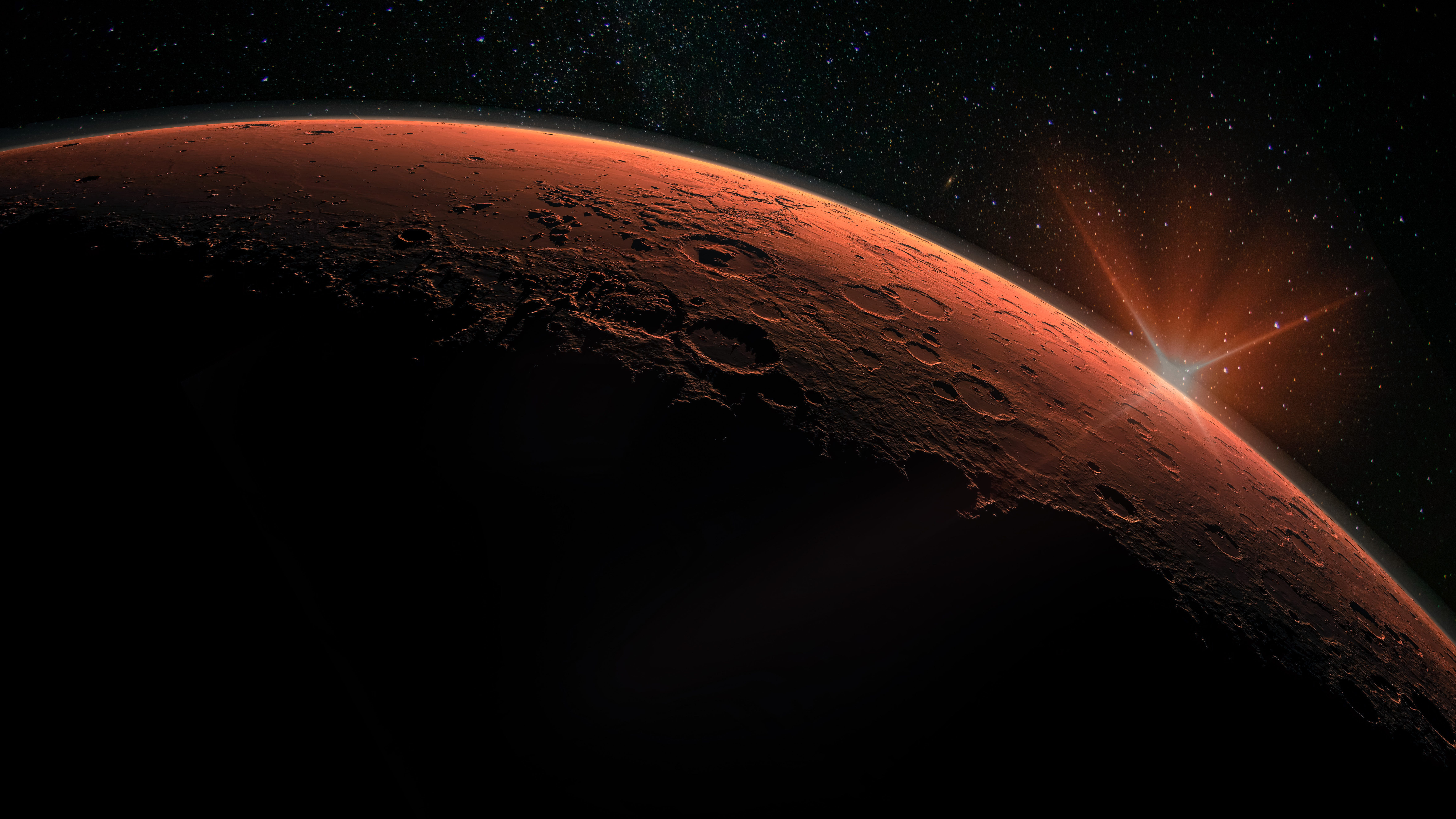 NASA offering you the chance to live on Mars without flying to space