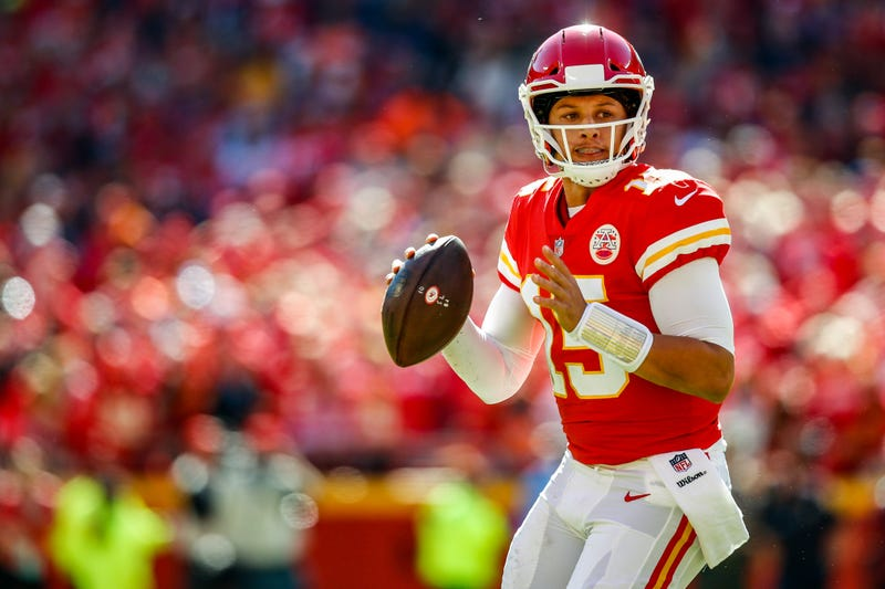 Patrick Mahomes won the NFL MVP in 2018.