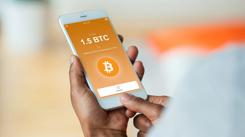 Bitcoin btc crypto transaction