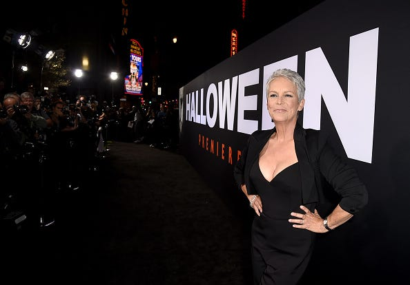 Jamie Lee Curtis Shares Terrifying Footage of Latest 'Halloween' Sequel