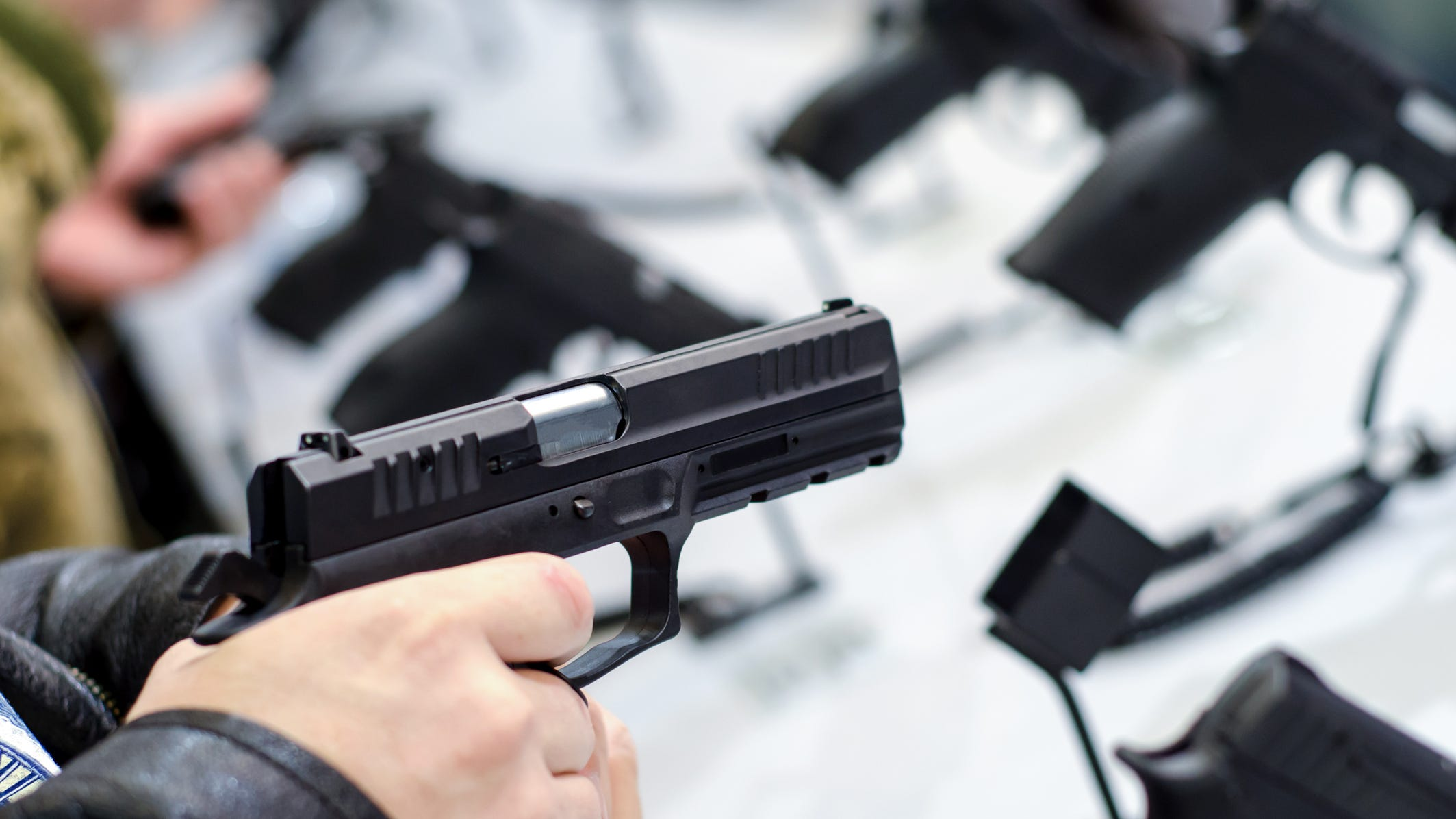 Ex-Gardena cops sold unlicensed guns through Instagram
