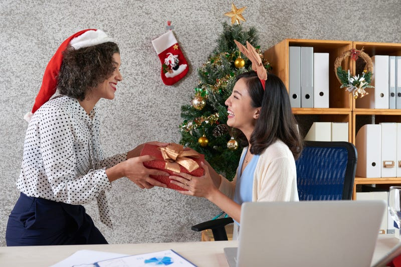 office gift exchange