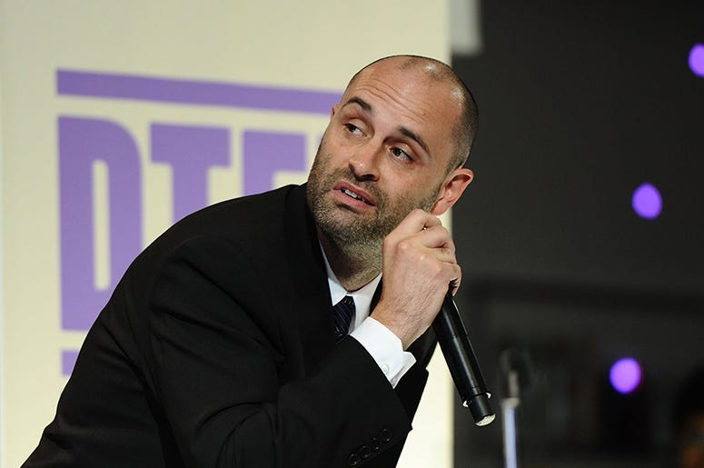 Comedien Ted Alexandro